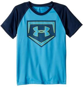 Under Armour Kids Sync Home Plate Short Sleeve Tee Boy's T Shirt