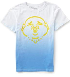 True Religion Little Boys 2T-7 Short-Sleeve Buddha Dip-Dye Tee