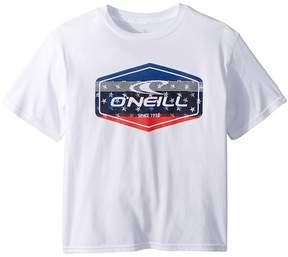 O'Neill Kids Filler Short Sleeve Tee Boy's T Shirt