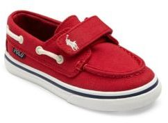 Ralph Lauren Baby's & Toddler's Batten EZ Grip-Tape Boat Shoes