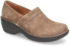 Børn Toby Duo Distressed Suede Clogs