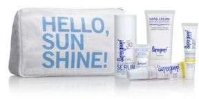 Supergoop! Supergoop Hello, Sunshine Day-To-Day Pouch Set