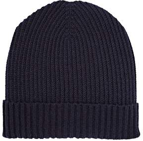 Barneys New York Men's Rib-Knit Beanie