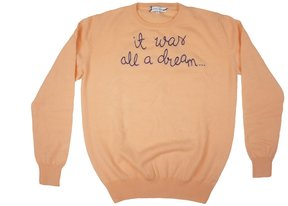 Cynthia Rowley It Was All A Dream Cashmere Sweater