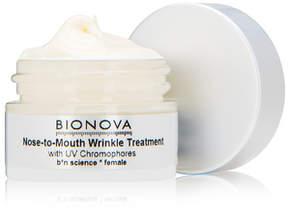 Bionova Nose-to-Mouth Wrinkle Treatment with UV Chromophores