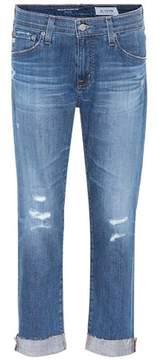 AG Jeans The Ex-Boyfriend slim-fit jeans