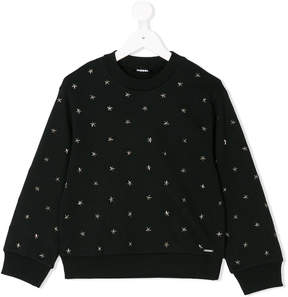Diesel Starsed Over sweater