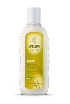 Weleda Millet Nourishing Shampoo by 6.4oz Shampoo)