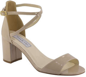 Touch Ups Women's Jackie Criss Cross Sandal