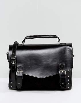 Park Lane Leather Satchel