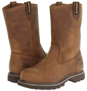 Caterpillar Revolver Steel Toe Women's Work Pull-on Boots