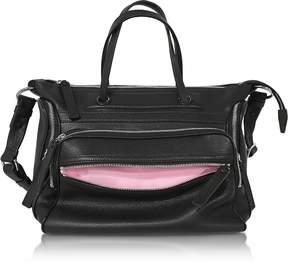 Christopher Kane Monkey Black Leather Bag