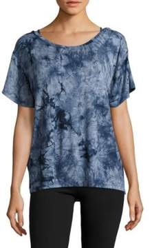 C&C California Relaxed-Fit Tie-Dye Tee
