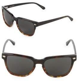 Zac Posen Daan 55MM Square Sunglasses
