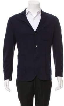 Barena Venezia Knit Three-Button Sport Coat