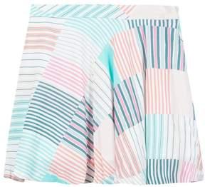 Paul Smith Colorful Flowy Skirt
