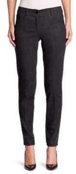 Akris Magda Slim-Fit Jeans