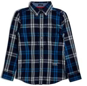 GUESS Plaid Shirt (8-18)