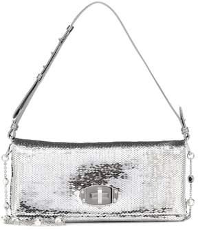 Miu Miu Sequined shoulder bag