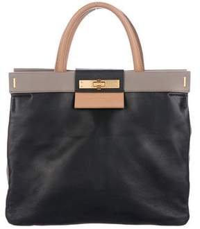 Marc by Marc Jacobs Colorblock Leather Satchel