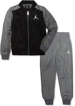 Jordan 2-Pc. Jacket & Pants Set, Little Boys (4-7)