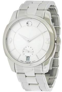 Movado LX Stainless Steel Men's Watch, 0606627
