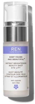 REN Space.nk.apothecary Keep Young And Beautiful Instant Brightening Beauty Shot Eye Lift