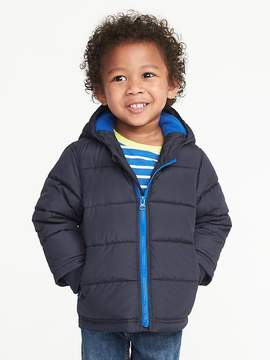 Old Navy Frost-Free Hooded Jacket for Toddler Boys
