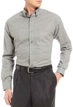 Daniel Cremieux Signature Jasper Heather Long-Sleeve Woven Shirt