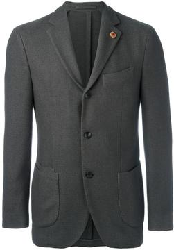 Lardini three button blazer