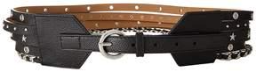 MICHAEL Michael Kors 70mm Multi Strand Waist Belt Women's Belts
