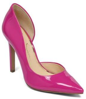 Jessica Simpson Claudette Stiletto D'Orsay Pumps