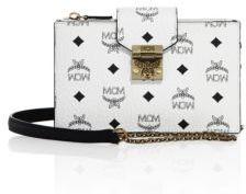 MCM Patricia Visetos Chain Wallet