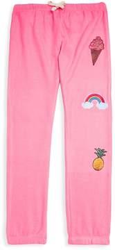 Vintage Havana Girl's Flamingo Sweatpants