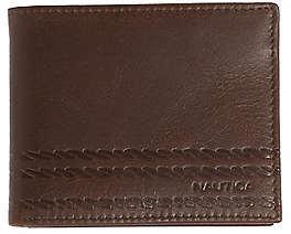 Nautica Helm Passcase Wallet
