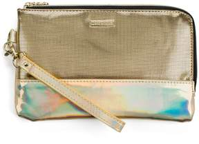 Juicy Couture Iridescent Charging Cosmetic Pouch