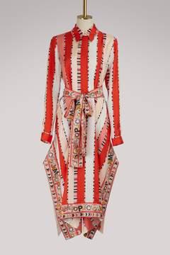 Emilio Pucci Ama silk dress