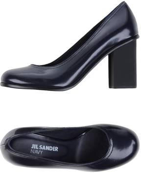 Jil Sander Navy Pumps