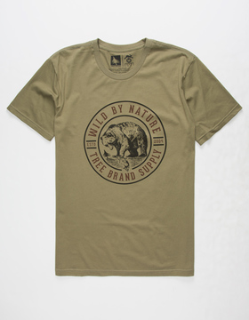 Hippy-Tree HIPPYTREE Grizzly Mens T-Shirt