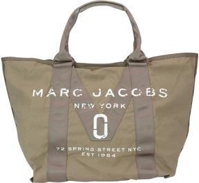 Marc Jacobs Logo Bag - FRENCH GREY - STYLE