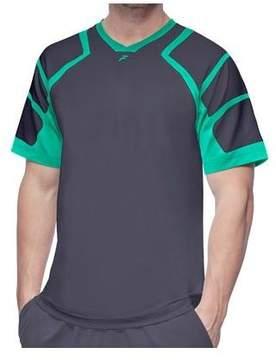 Fila Men's Platinum Mesh Shoulder Crew Shirt
