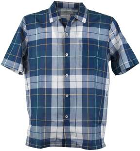 Universal Works Uniersal Works Road Shirt In Japanese Check