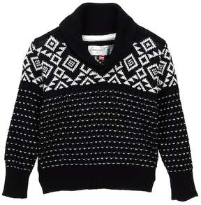Sovereign Code Ivan Geo Knit Sweater (Baby Boys)