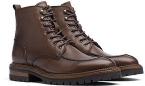 Tommy Hilfiger Leather Oxford Boot
