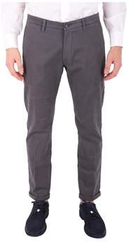 Re-Hash Men's Grey Cotton Pants.