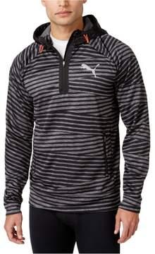 Puma Mens Tech Insulation Hoodie Sweatshirt Black XL