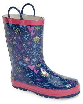 Western Chief Girl's Willow Rain Boot