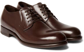 Harry's of London Gerrard Polished-Leather Derby Shoes