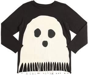 Stella McCartney Ghost Organic Cotton Jersey T Shirt