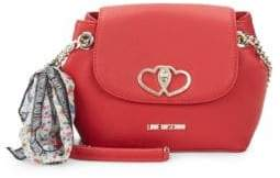 Love Moschino Heart Crossbody Bag